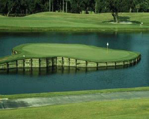 ICT Organics at TPC Sawgrass